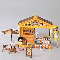 Детский игровой набор магазин (Кофе) со светом и звуком IM365
