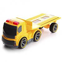 Модель грузового автомобиля на радиоуправлении с прицепом IM213