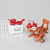 Игровой набор мебели для кухни (Счастливая семья) IF229