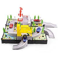 Игровой набор автомобильная техническая станция обслуживания IM265