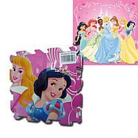 Детский коврик пазл (Принцессы) IR3