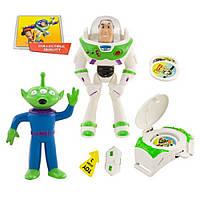 Набор игровых фигурок Инопланетянин и Базз Лайтер (История игрушек) ID125