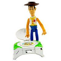 Игровой набор фигурка Вуди с катапультой (История игрушек) ID123