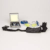 Игровой шпионский набор с лупой очками и микрофоном IE170