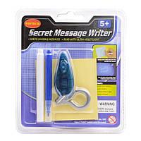 Игровой набор с блокнотом и ручкой для секретных записей IE159