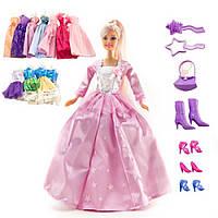 Кукла с одеждой и различными аксессуарами ID73