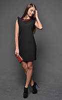 """Нарядное женское платье """"Ангелина 2"""" black"""