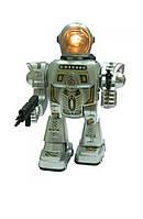 Детский интерактивный робот со светом и звуком (Космический солдат) IF11
