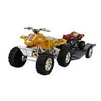 Игрушечные квадроциклы с прицепом для машин IM84B1