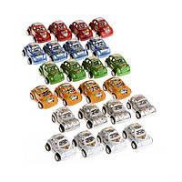 Набор мини машинок разного цвета IM90