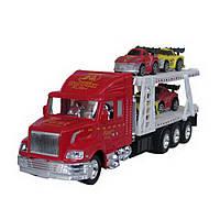 Игрушечный грузовой автомобиль для перевозки машин IM78B