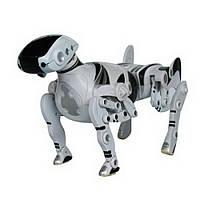 Детский интерактивный робот собака со звуком и светом IF1