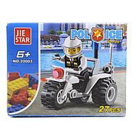 Детский конструктор (Полиция) 27 блоков IM461