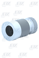 АниПласт/Гофро для унитаза К 828 110мм с уплотнителем