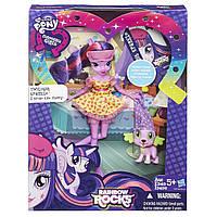 Кукла My Little Pony Equestria Girls Twilight and Spike,Искорка и Спайк