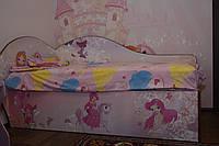 """Кровать детская для принцессы """"Фея"""""""