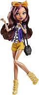 Кукла Monster High Boo York, Boo York Frightseers Clawdeen Wolf