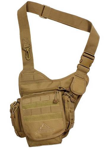 Сумка военная тактическая через плечо от Red Rock Nomad Sling (Coyote) 922182