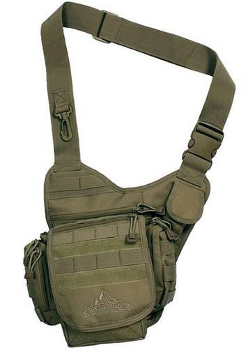 Наплечная тактическая сумка Red Rock Nomad Sling (Olive Drab) 922183