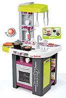 Интерактивная детская кухня с барбекю Smoby Mini Tefal Studio 311001