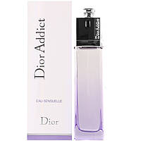 Женская туалетная вода Christian Dior Addict Eau Sensuelle, 100 мл