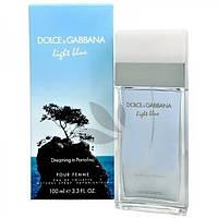 """Женская туалетная вода """"Dolce & Gabbana Light Blue Pour Femme Dreaming in Portofino"""" обьем 50 мл"""