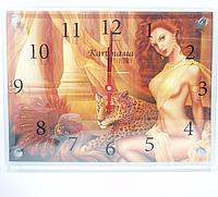 Часы настенные картина 30Х40