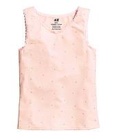 Детский пижамный топ H&M для девочки
