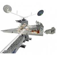 """Игровой набор """"Звездный разрушитель"""" Звездные войны Hot Wheels Star War CGN30 Mattel"""