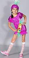 Детский новогодний костюм. Новогодний костюм конфетка. Карнавальный костюм.Новогодний костюм для девочки.
