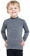 Детская термоводолазка нежной шерсти Norveg Soft Teens City Style