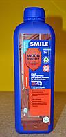Акриловый лак тонирующий для древесины и минеральных оснований Wood Protect SL 42 Smile (1 кг)