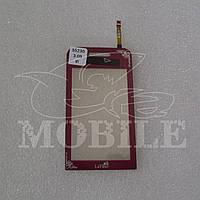 Сенсор Samsung S5230 La'Fleur red