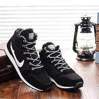 Мужские зимние ботинки спортивного стиля