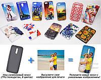 Печать на чехле для Nokia 130 (Cиликон/TPU)