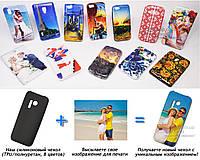Печать на чехле для Nokia 215 (Cиликон/TPU)