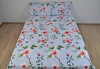 Постельное белье из молдавской Жатки двухспалка - Модель 117-26
