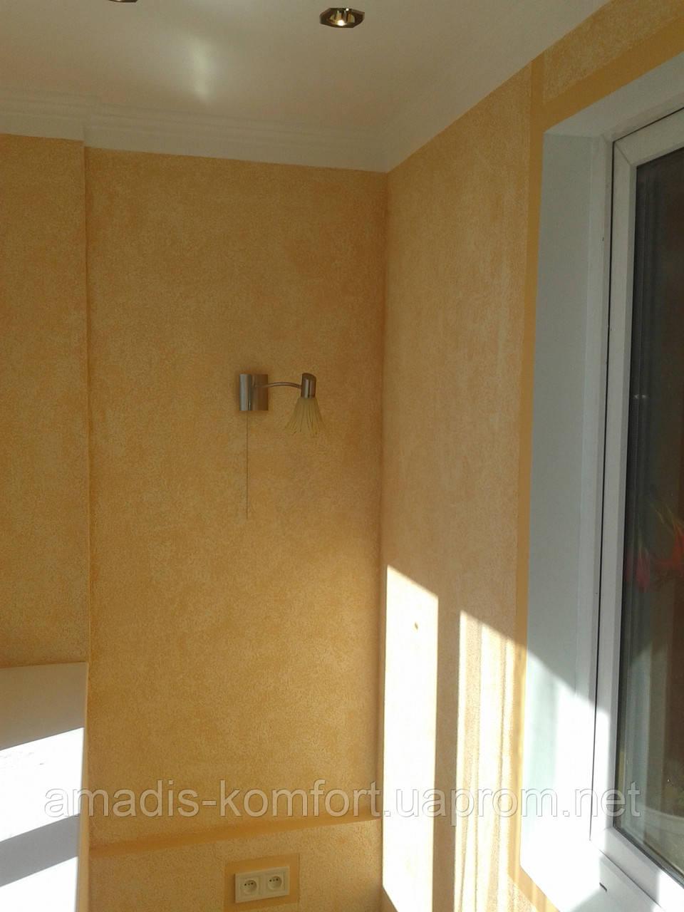 Утепление и ремонт балкона, цена 350 грн./кв.м, заказать в к.