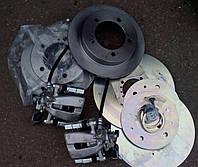 Задние дисковые тормоза Нива,Нива-Шевроле (полный комплект) Тольятти