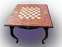 Шахматный стол  Медведь против Быка