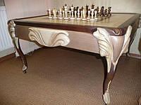 Шахматный стол  Гетьманский