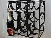 Подставка  для вина настольная - 06-9