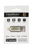 FlashDrive for iPhone/iPod/iPad 64Gb class 10