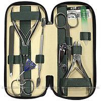 KDS - Маникюрный набор (8 предметов) 04-7106