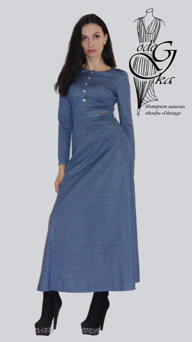 Фото-2 Платья в пол длинного Лили02 с длинным рукавом