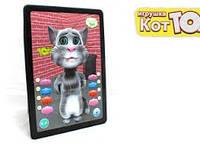 Планшет 3D Кот Том (talking tom cat) интерактивный, на русском языке!
