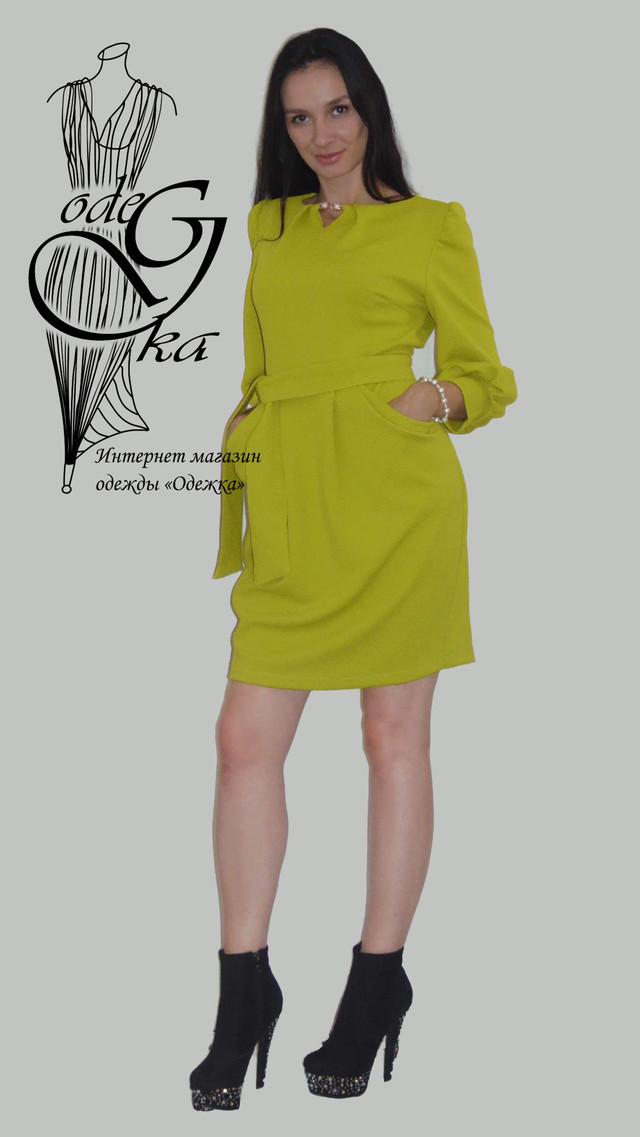 Фото-4 Модного платья со змейкой сзади Кристина PlKrT98