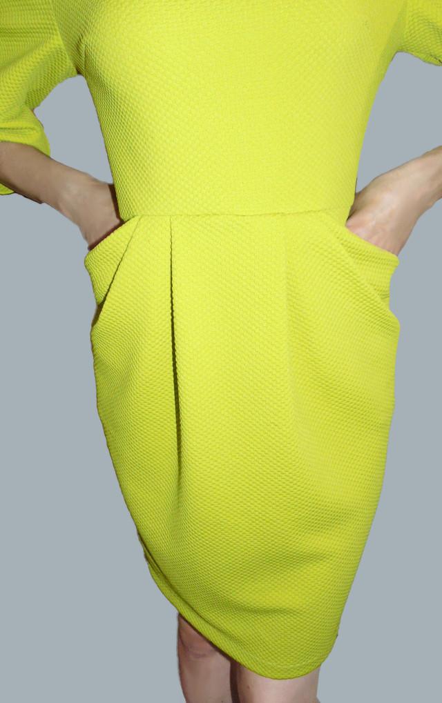 Фото-5 Модного платья со змейкой сзади Кристина PlKrT98
