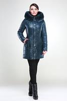 Зимнее полупальто. Удлиненная куртка.