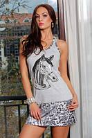 LADY TEXTILE Рубашка 6054